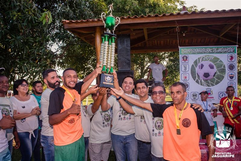 Final do I Campeonato Rural de Jaguaripe